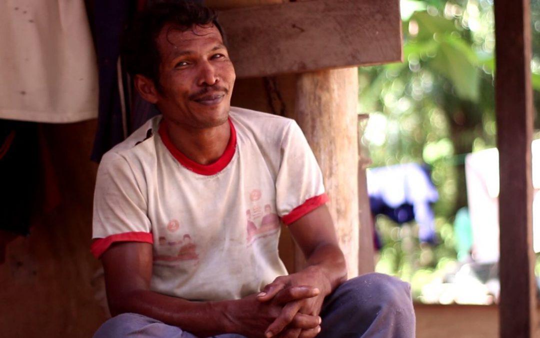 Binter TNI, Hapus Nestapa Burhanuddin