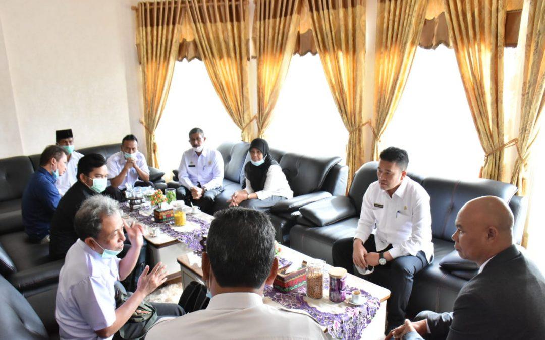 Evaluasi Dana Desa: Tim BPKP Banda Aceh Kunjungi Kabupaten Bener Meriah