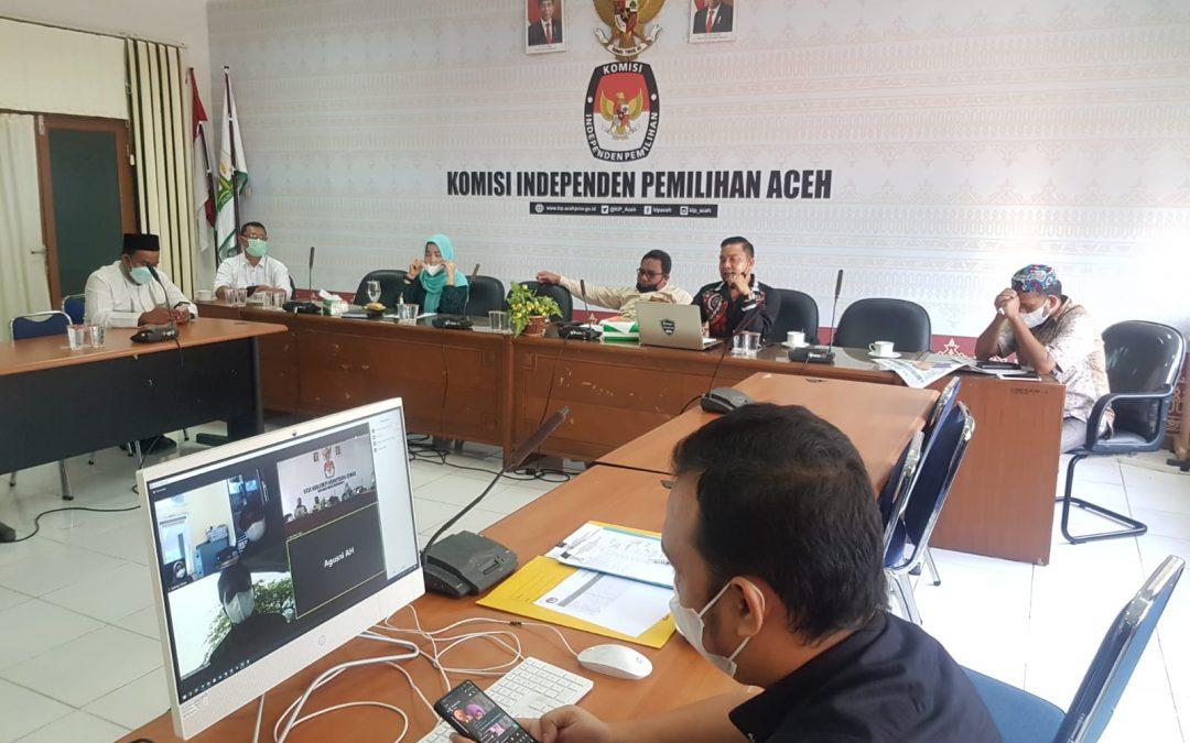 KIP Aceh Rekap Data Pemilih Simeulue