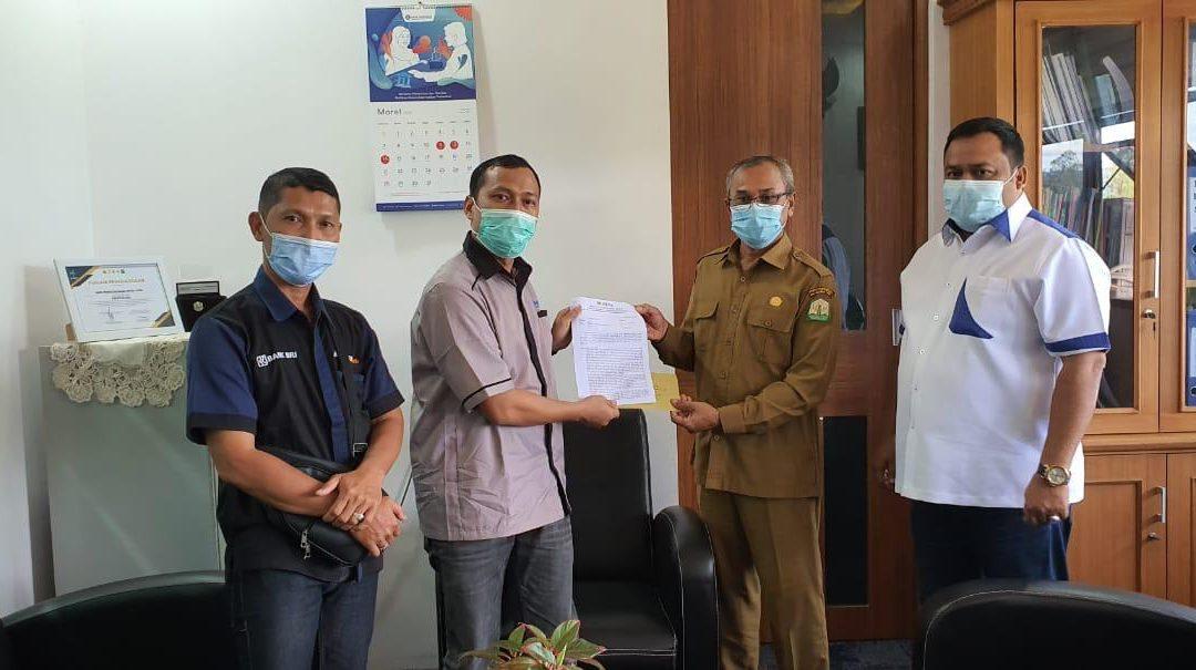 Perjuangkan Perpanjangan Operasional: Asrizal bersama Paguyuban BRILink Surati OJK, BRI dan Pemerintah Aceh