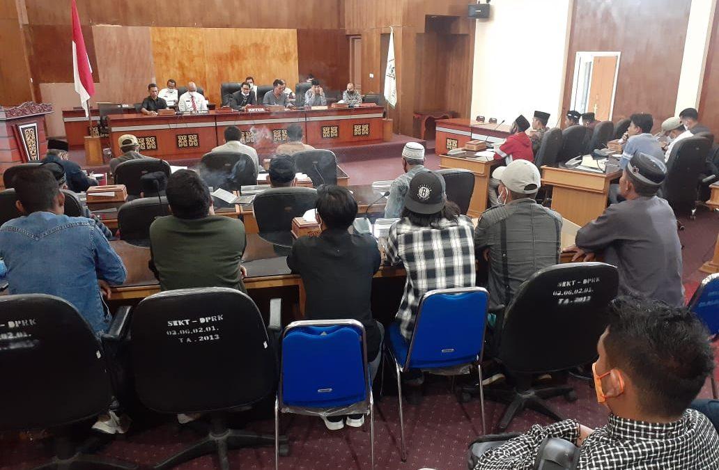 GMBM Menolak Kampung Rikit Musara  menjadi Wilayah Aceh Utara