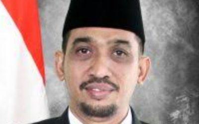 Teuku Helmi Mirza, 'Bhayangkara' Parlemen Langsa