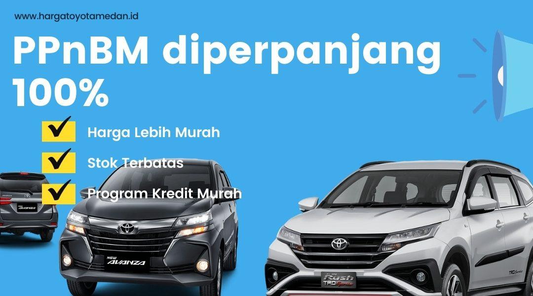 Spesial Diskon PPNBM 100% Toyota Medan