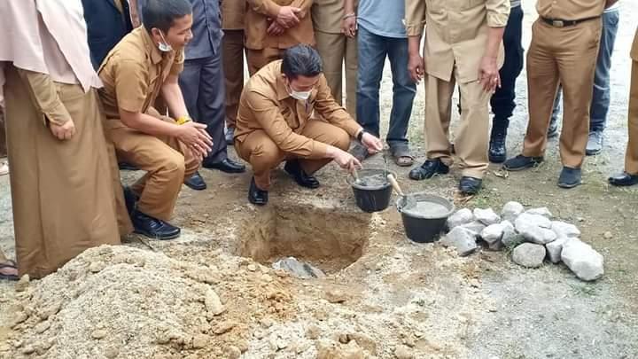 Puskesmas Ramung Kecamatan Permata akan Dibangun