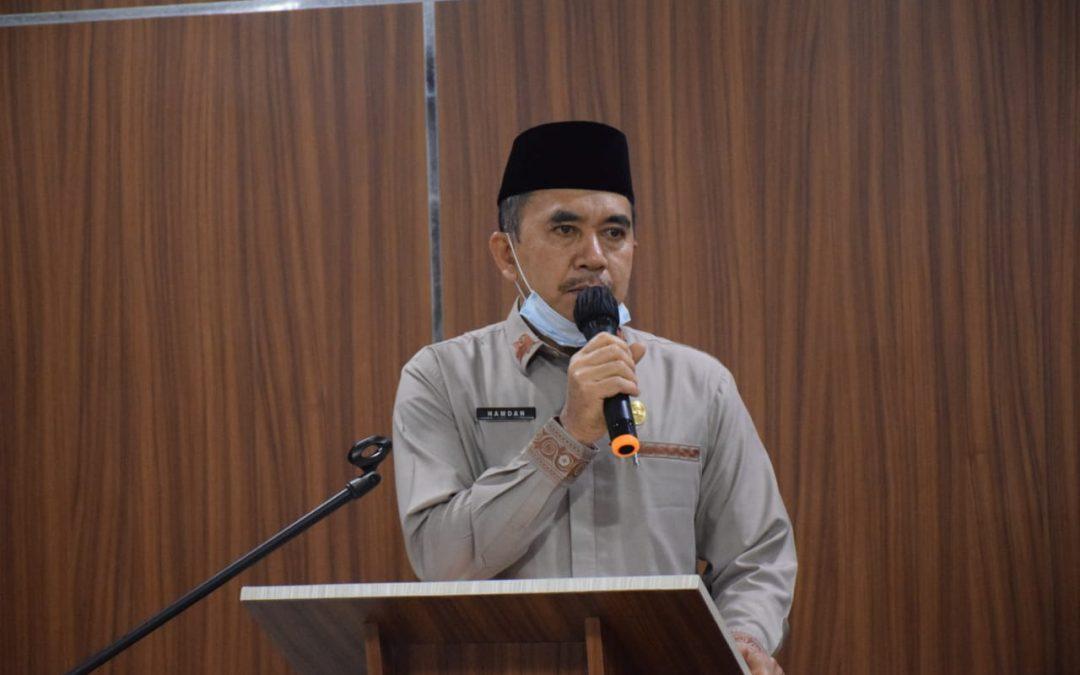 Desiminasi Pembatalan Keberangkatan Haji Bener Meriah: Memberikan Informasi yang Tepat dan Benar terkait Batal Berangkatannya Jemaah Haji tahun 2021