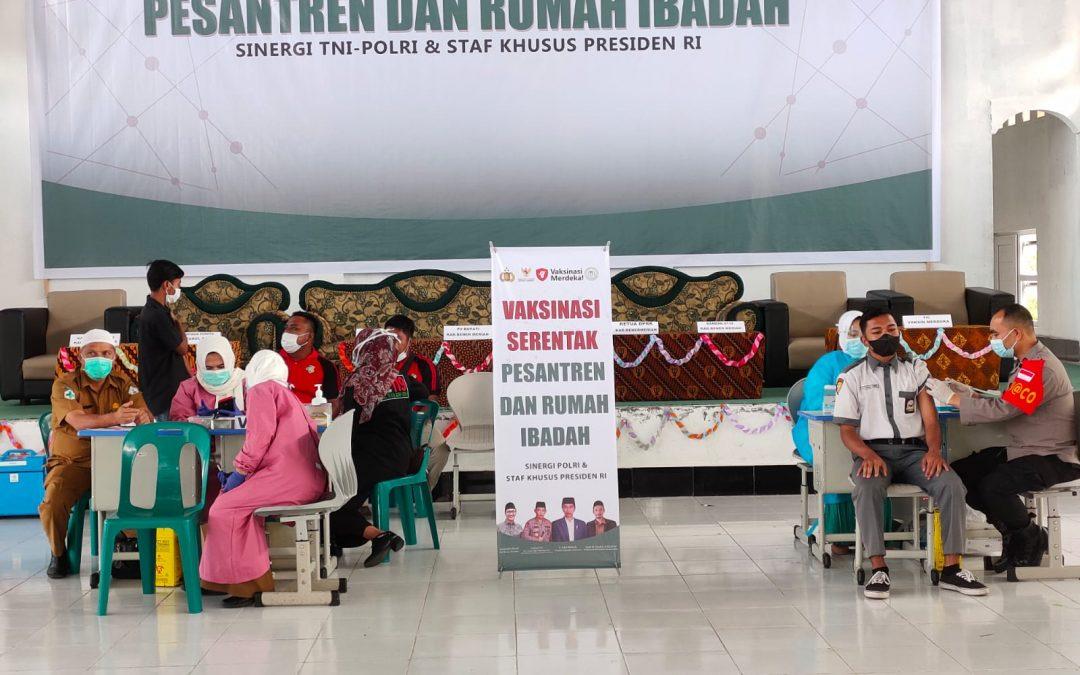 Staf Khusus Presiden dan TNI-Polri:  Gelar Vaksin COVID-19 di Bener Meriah