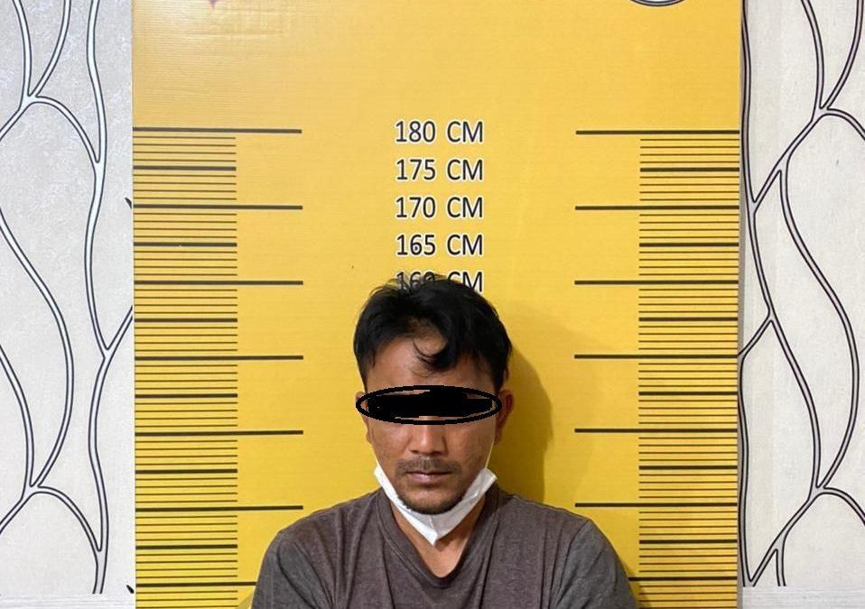Jual Ganja, Karyawan Honorer Disikat Polisi